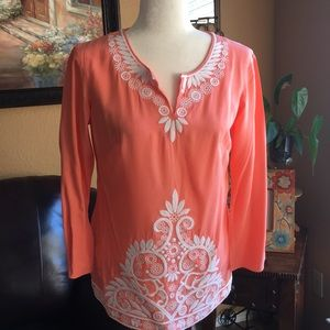 Lilly Pulitzer blouse size extra small
